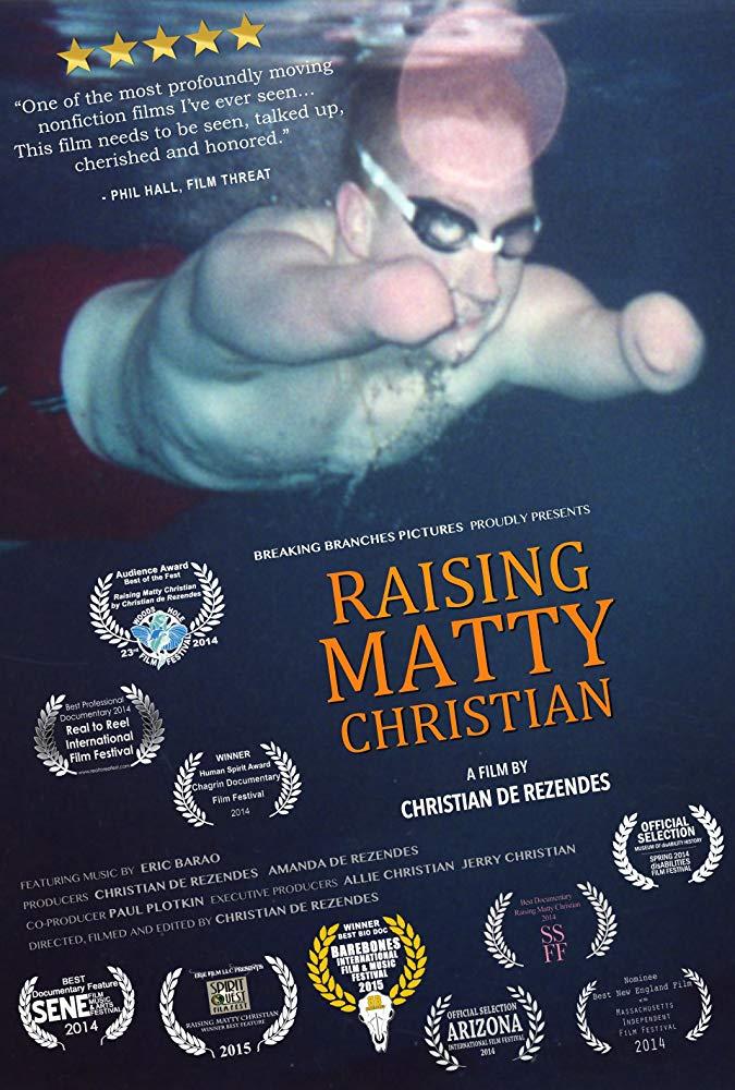 Raising Matty Christian
