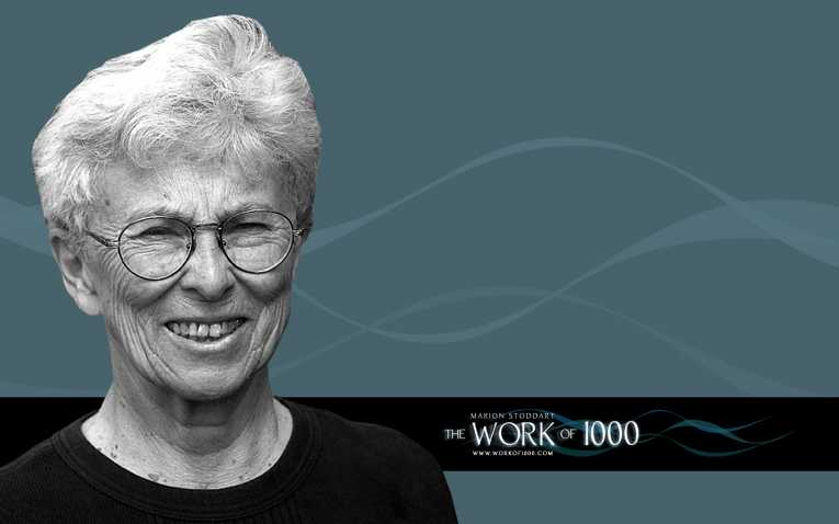 Marion Stoddart:  The Work of 1000